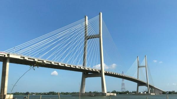 Miền Tây: Đã sẵn sàng để khánh thành cầu Cao Lãnh và tuyến nối với cầu Vàm Cống