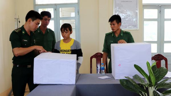 An Giang: Thiếu nữ 16 tuổi vận chuyển thuê số lượng lớn cần sa từ Campuchia về Việt Nam