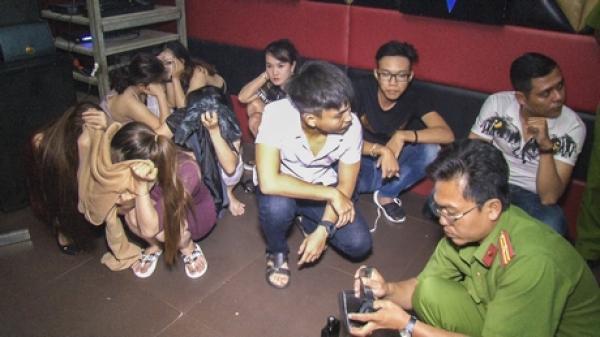 Vĩnh Long: Báo động tình trạng thanh niên tụ tập sử dụng chất ma túy