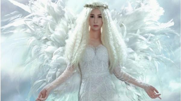 Á khôi gốc Vĩnh Long 'gây thương nhớ' khi hóa thân thành thiên thần tuyết đốn tim hàng triệu người