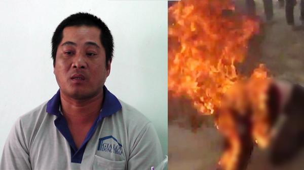 Đồng Tháp: Phóng hỏa thiêu sống vợ và mẹ vợ chỉ vì ghen tuông