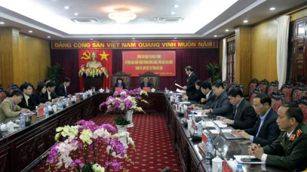 Phó Chủ tịch nước Đặng Thị Ngọc Thịnh thăm và làm việc tại Bắc Kạn