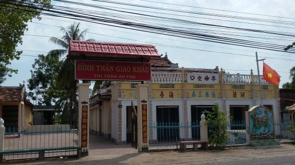 Ly kỳ chuyện đình thần Giao Khẩu ở An Giang