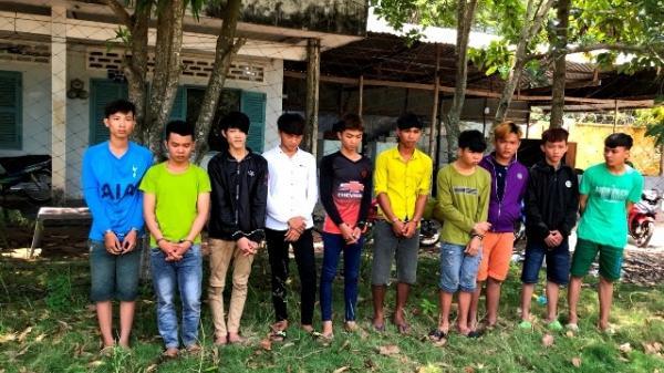 Công an thông tin vụ hỗn chiến giữa 2 nhóm thanh niên An Giang và Đồng Tháp làm 5 người thương v.ong