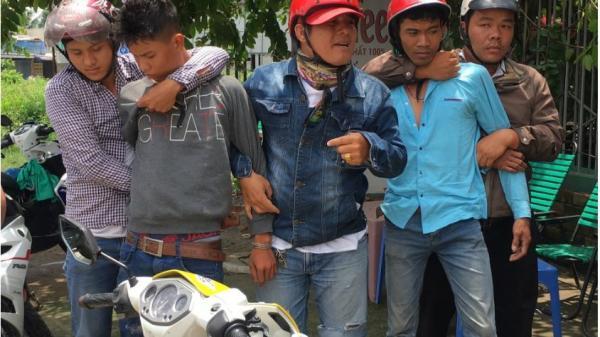 Thanh niên Vĩnh Long cùng đồng bọn dùng chiêu mượn xe để chiếm đoạt