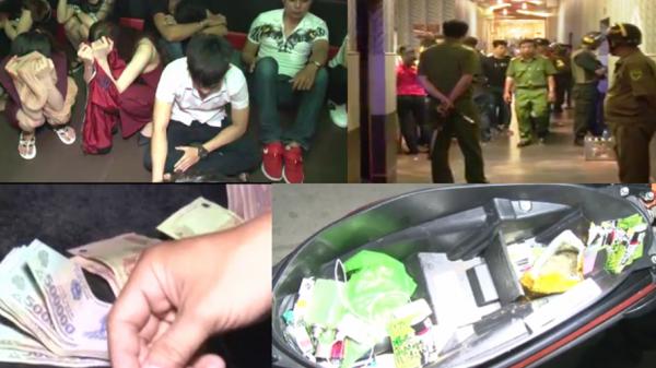 Vĩnh Long: Thông tin mới vụ gần 100 nam, nữ phê ma túy trong quán karaoke