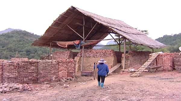 Thực hiện việc xóa bỏ các lò gạch thủ công tại tỉnh Bắc Kạn
