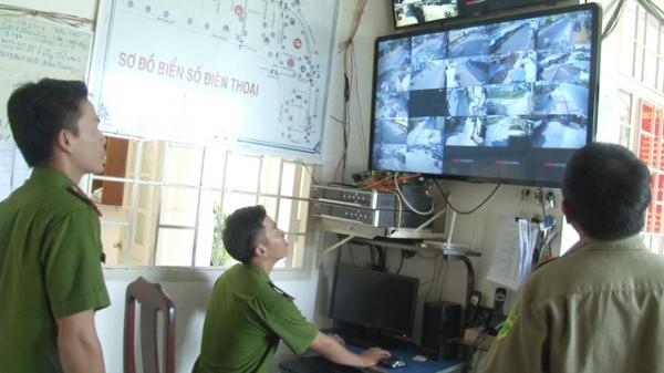 Đồng Tháp: Camera an ninh phủ kín nội ô TP.Sa Đéc