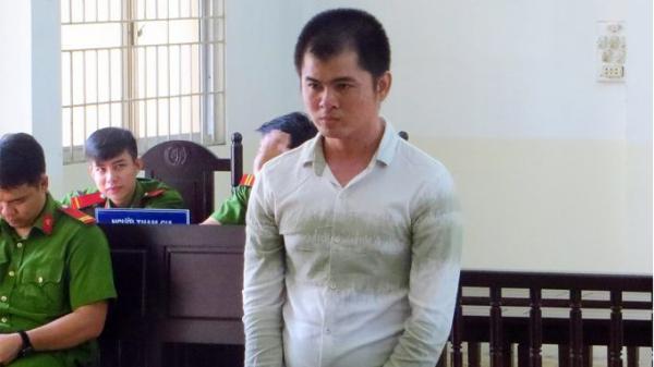 An Giang: Nam thanh niên trượt dài trên con đường phạm tội