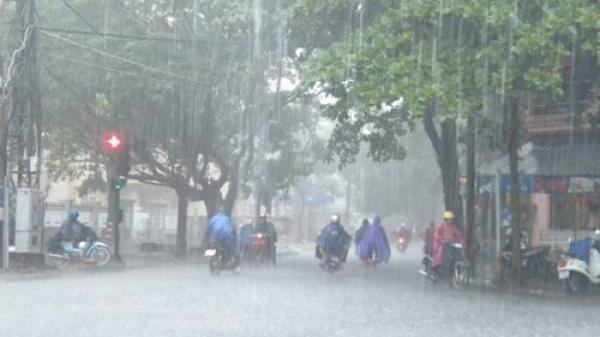 CẢNH BÁO: Chiều tối 24/5 An Giang mưa giông nguy hiểm đề phòng có lốc xoáy, sét đánh