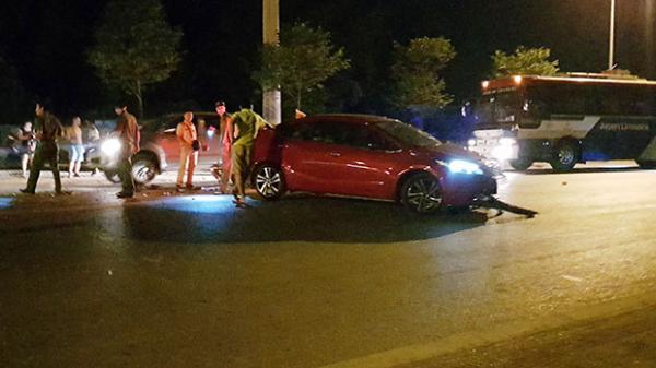 Quảng Ninh: Liên tiếp xảy ra 2 vụ tai nạn giữa ô tô và mô tô