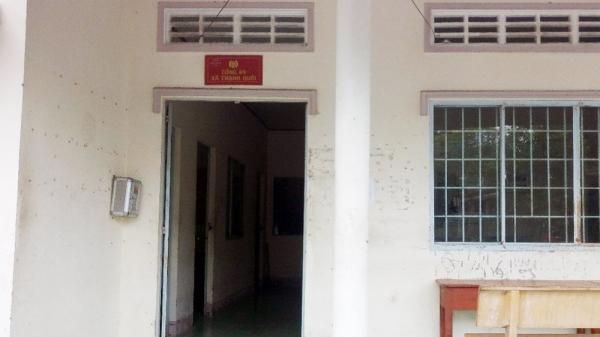 Vĩnh Long: Đình chỉ phó công an xã bị tố sàm sỡ, rủ nữ sinh lớp 9 đi nhà trọ