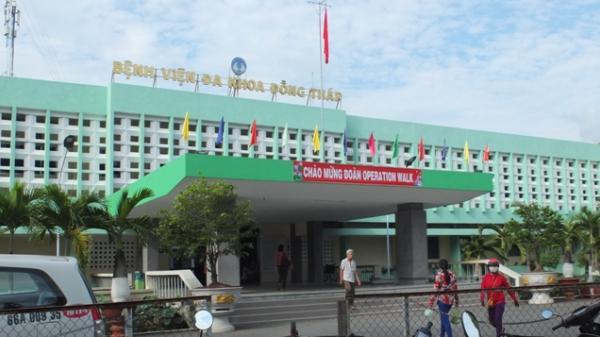 Bệnh viện Đa khoa Đồng Tháp khiển trách phẫu thuật viên vì bỏ sót gạc trong bụng bệnh nhân