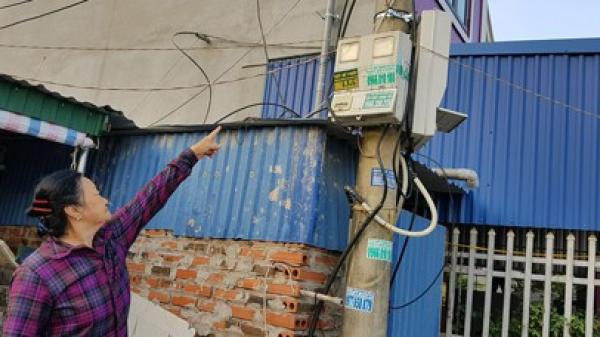 Quảng Ninh: Hàng trăm hộ dân tá hỏa vì tiền điện tăng gấp 4 - 5 lần sau khi thay công tơ mới
