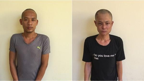 Quảng Ninh: Tạm giữ các đối tượng nghiện ma túy, rủ nhau trộm cắp