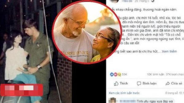 Bức ảnh 'lính Mỹ và cô gái Việt' xôn xao mạng xã hội - Câu chuyện thật phía sau còn cảm động hơn những gì chúng ta đọc được trên mạng