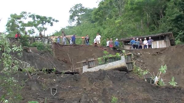 Pác Nặm thiệt hại hơn 3 tỷ đồng do mưa lũ