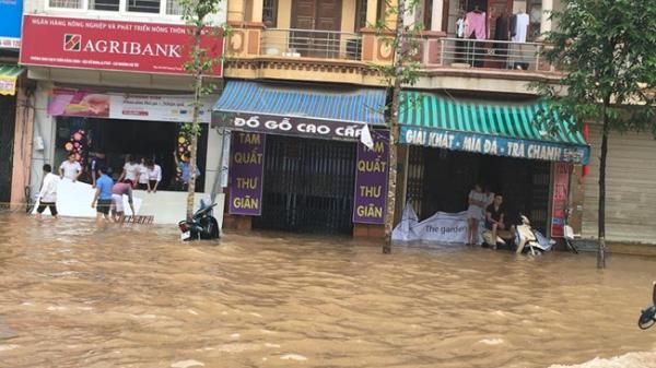 Nam Định: 1 trong những tỉnh thuộc khu vực có nguy cơ ngập úng cao khi mưa lớn