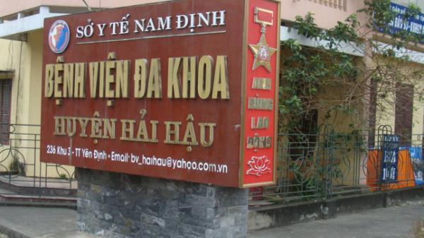Nam Định: Ngỡ ngàng bệnh viện huyện Hải Hậu 'xịn' như tuyến trung ương