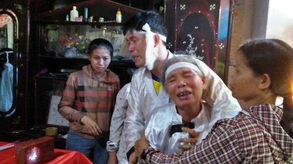 """Vụ 3 mẹ con thai phụ t.ử v.ong dưới gầm xe tải: """"Con trai tôi biết vượt qua nỗi đau này như thế nào đây?"""""""