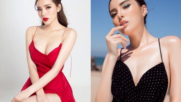 """Nàng hậu quê Nam Định xinh lung linh, lấp ló vòng một khủng """"đốt mắt"""" người nhìn"""