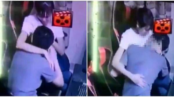 Cặp đôi trẻ hồn nhiên ân ái ngay trong quán net khiến MXH dậy sóng