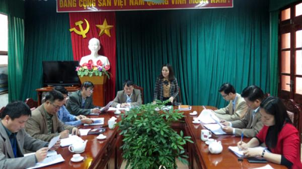 Giám sát thực hiện cải cách tổ chức bộ máy hành chính nhà nước tại Sở Văn hóa, Thể thao và Du lịch