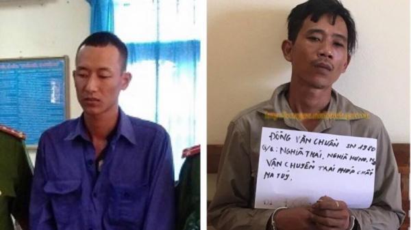 Tóm gọn 2 người đàn ông quê Nam Định vận chuyển hàng chục bánh heroin