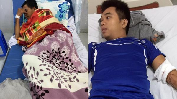 Vĩnh Long: Hai cha con bị đâm trọng thương, công an nói...không có gì
