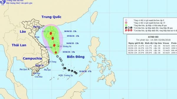 HOT: Nguy cơ hình thành bão số 2 quét dọc các tỉnh ven biển, khẩn cấp yêu cầu ứng phó