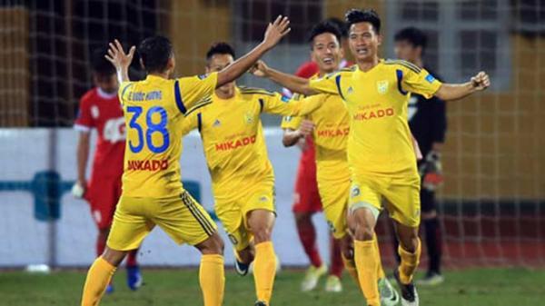 V-League 2018: Tin vui khi đội bóng thành Nam khi sắp thoát vị trí đáy bảng