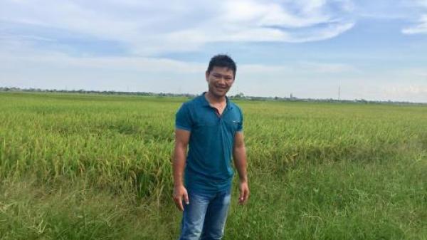 """Bất ngờ với tâm sự của chàng trai quê Nam Định từ chức phó chủ tịch để về quê gieo nên những hạt """"ngọc trời"""""""