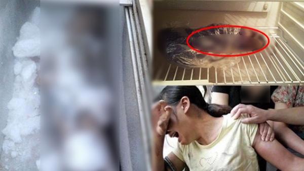 Bố chồng vừa mất, mẹ chồng đã đòi mua tủ trữ đông về để trong phòng ngủ riêng, thấy lạ con dâu mới lén mở ra xem mà sợ hãi muốn ngất xỉu