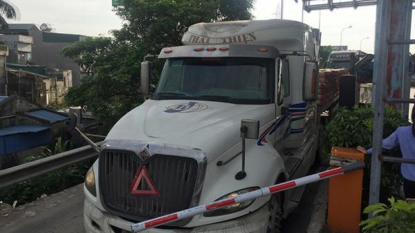 Thái Bình: Bộ Giao thông yêu cầu đảm bảo an ninh trật tự tại trạm BOT Tân Đệ - QL10