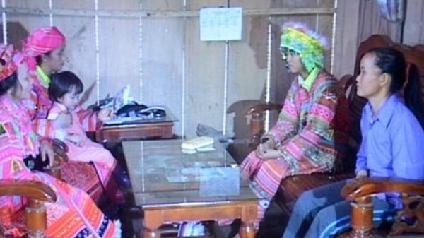 Tuyên Quang: Chân dung người nữ Bí thư chi bộ người Mông được dân yêu, dân quý