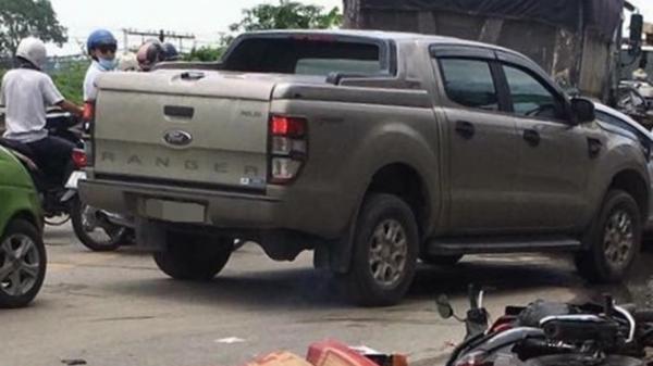 Hai anh em quê Nam Định ngã ra đường: Em trai thẫn thờ, tuyệt vọng khi chứng kiến anh bị xe container cán tử vo.ng