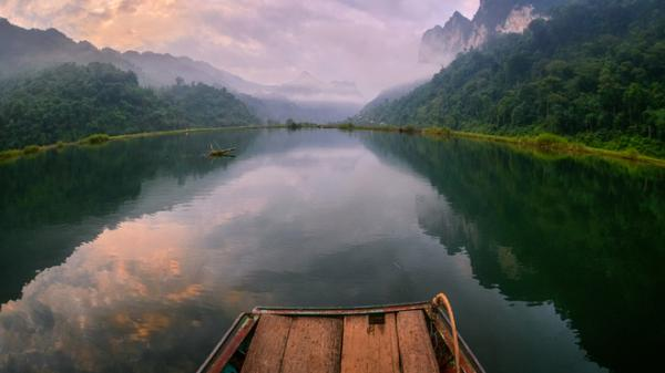 Vườn Quốc gia Ba Bể- Khu du lịch sinh thái hấp dẫn du khách