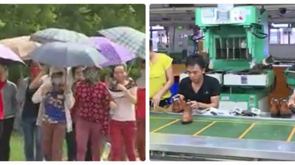 Thái Bình: Không có chuyện công nhân công ty Sao Vàng biểu tình