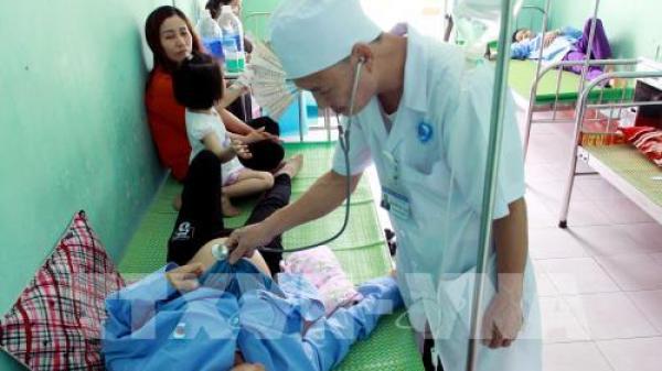 Đông Hưng (Thái Bình): Cấp cứu kịp thời 32 bệnh nhân nghi bị ngộ độc thực phẩm