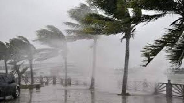 NÓNG: Xuất hiện áp thấp nhiệt đới mới trên biển Đông