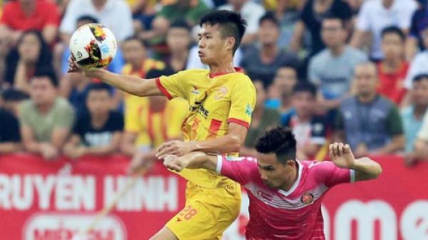 Nam Định có chiến thắng quý hơn vàng trước Sài Gòn FC