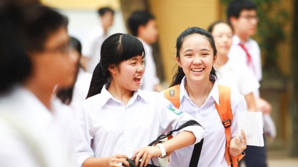 CHÍNH THỨC công bố điểm chuẩn vào lớp 10 Sở GD&ĐT Thái Bình năm 2018-2019