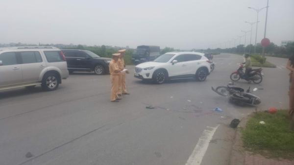 Thái Bình: Tai nạn giao thông nghiêm trọng khiến 2 người thương v.ong