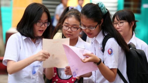 Nam Định: Lưu ý xét tuyển đợt 2 vào lớp 10