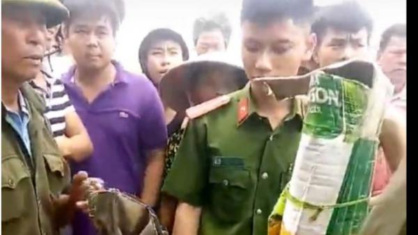 Nam Định: Điều tra nhóm đối tượng mang hung khí tranh giành địa bàn gặt lúa