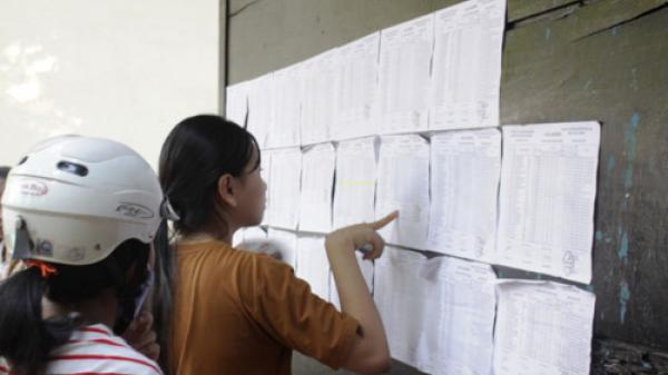Nóng: Nam Định công bố điểm trúng tuyển vào lớp 10