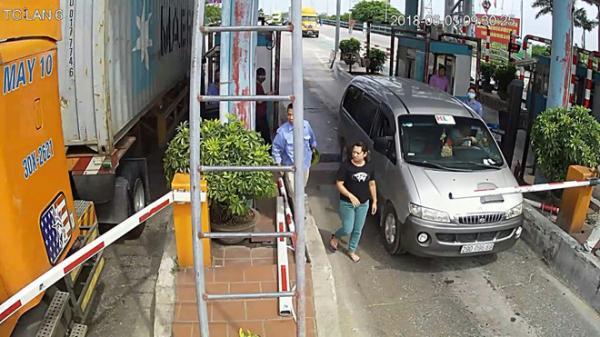 Thái Bình: Công an xác minh nghi vấn BOT Tân Đệ cưa barie để 'bẫy' lái xe