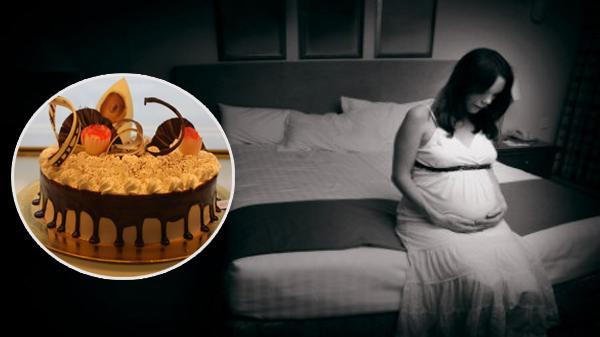 Lấy nhau bao năm chưa lần nào được tặng quà, đến sinh nhật vợ bầu gợi ý mua bánh 100 nghìn không ngờ chồng thốt ra câu này...