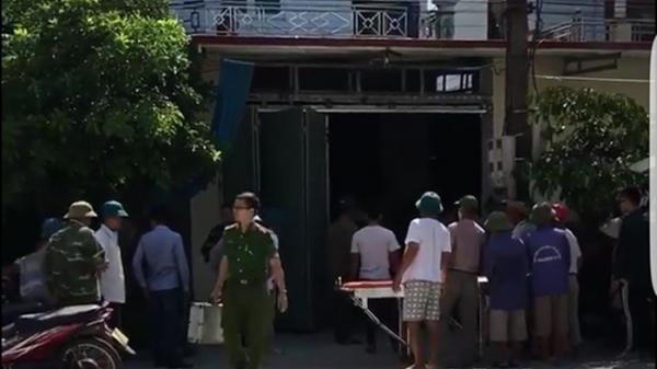 Thái Bình: Con rể mất mạng vì đưa thuốc nổ đến nhà bố vợ cũ kích nổ
