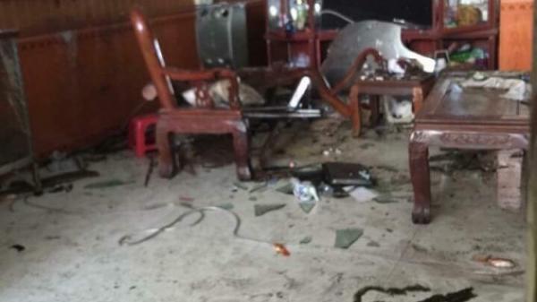 Thái Bình: Ngỡ ngàng lý do con rể mang mìn tới nhà bố vợ cũ kích nổ